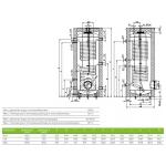 Акумулюючі ємності (баки) Drazice NADO 1000 /100 v3