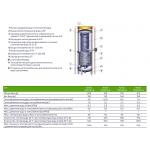Акумулюючі ємності (баки) Drazice NADO 1000 /45 v6
