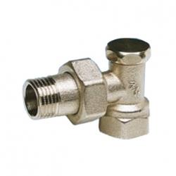 Відсічний клапан кутовий Watts RLE/K-15I