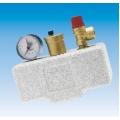Група безпеки котла Watts KSG 30/ISO 2 з термоізоляцією