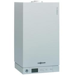 Газовий котел Viessmann VITOPEND 100 WH1D 30 кВт двоконтурний. Турбо